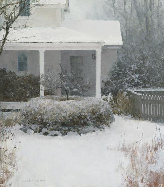 T. Allen Lawson, Winter's Walk