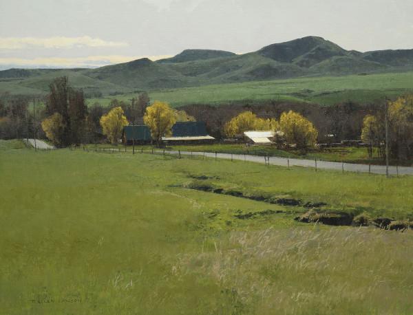 T. Allen Lawson, Spring Greens