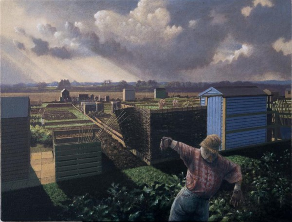 James Lynch, Allotments Wessunfield