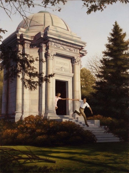 Harry Steen, Mausoleum