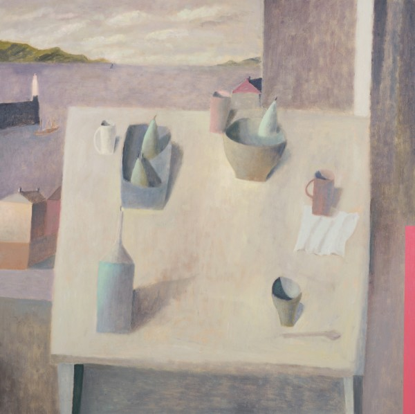 Nicholas Turner, Table with Pier