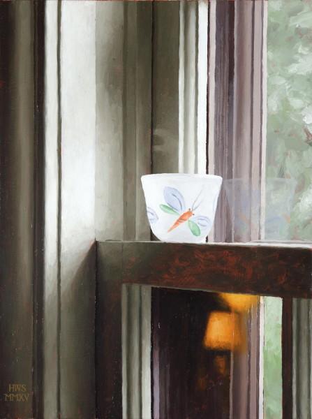 Harry Steen, Glass on Sash
