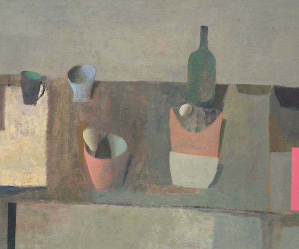 Nicholas Turner, Table with Bottle