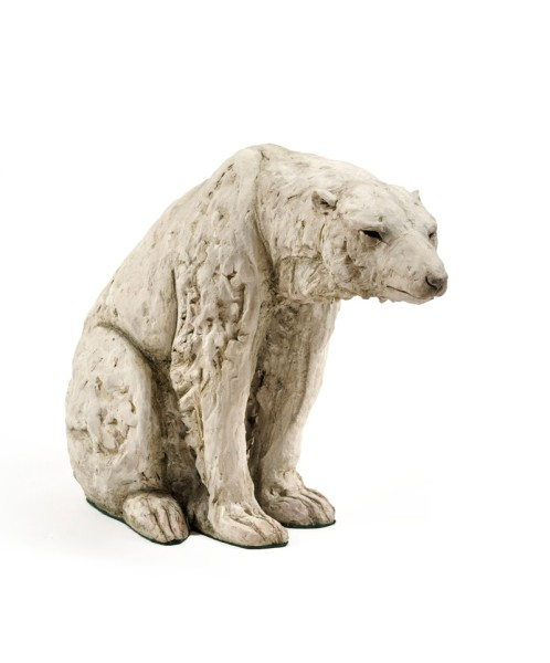 Tanya Brett, Polar Bear Sitting III