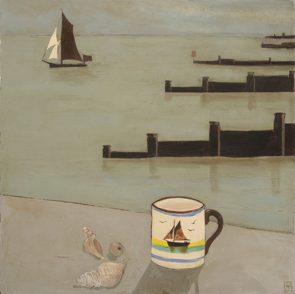 Jo Oakley, Boat, Cup and Shells