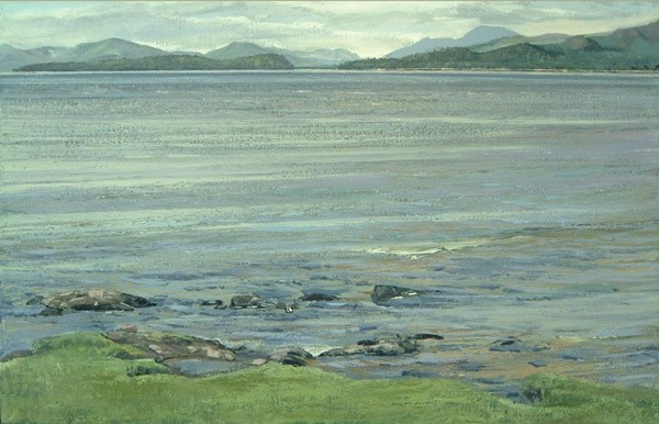 Ben Henriques, Loch Lomondside in August