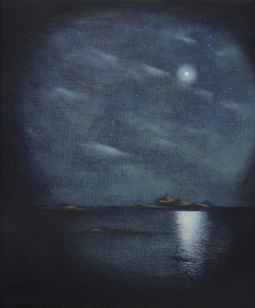 Tom Mabon, Passing Islands