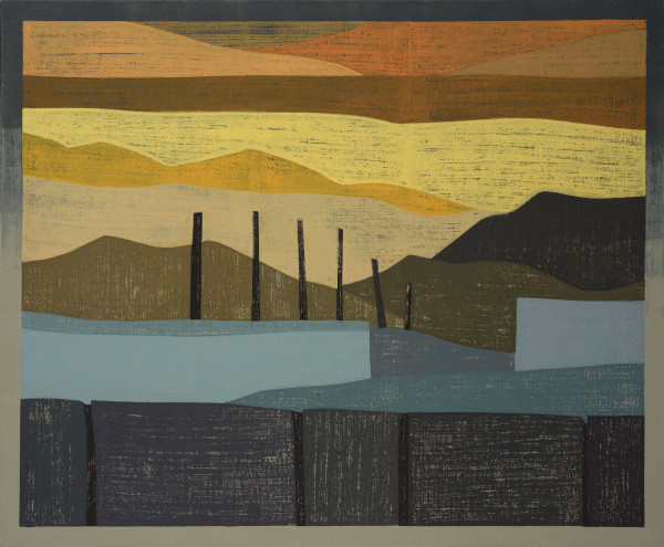 Richard Pelling, Boundary Dusk