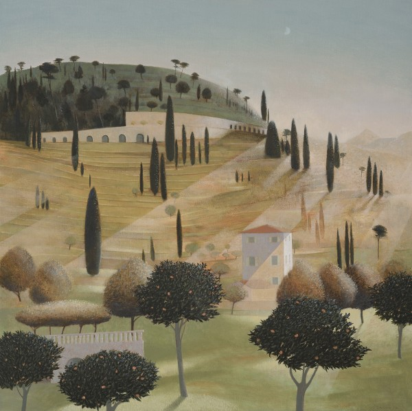 Tom Mabon, An Italian Garden