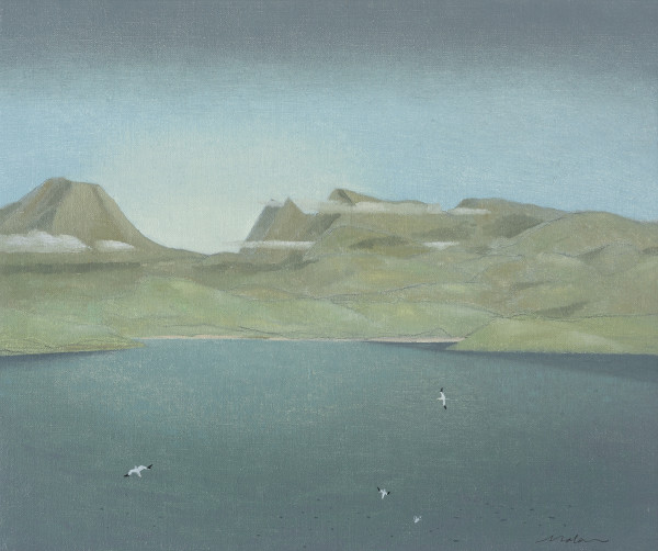 Tom Mabon, Summer Fishing, Gairloch