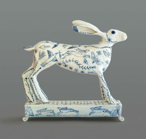 Georgina Warne, The Hare