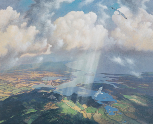 James Lynch, Convergence over Poole Harbour