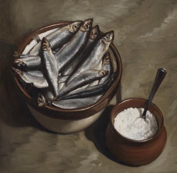 James Gillick, Sprats & Flour, 2000
