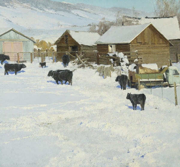 T. Allen Lawson, The Salt Lick