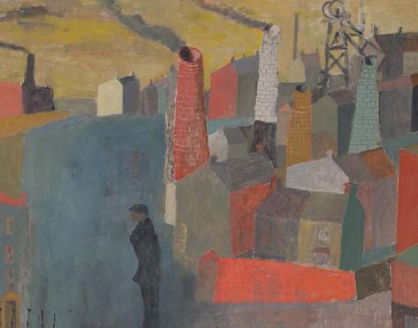 Nicholas Turner, Figure and Chimneys