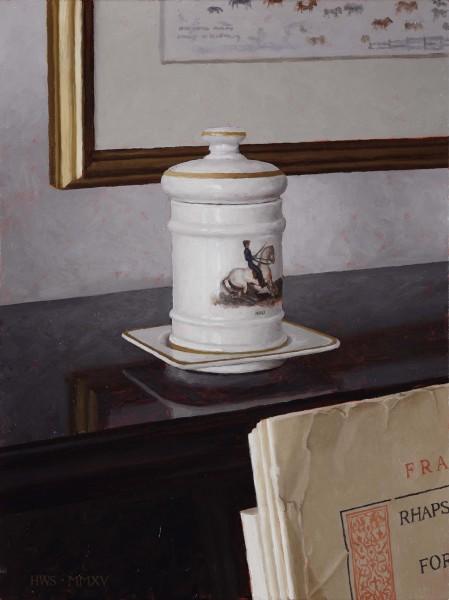 Harry Steen, Cigarette Jar