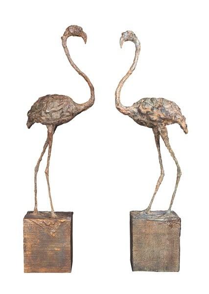 Tanya Brett, Flamingoes