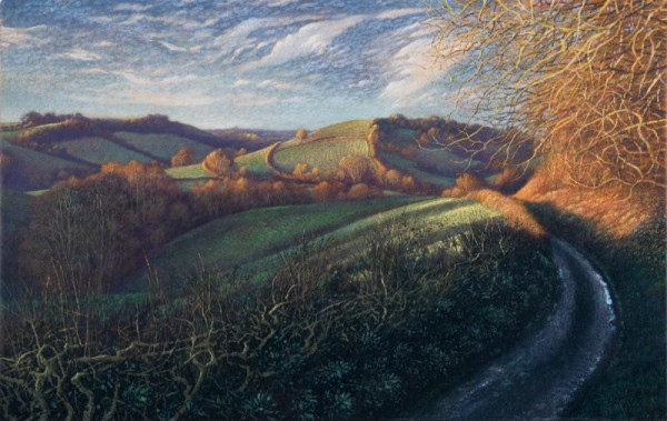 James Lynch, The Road (Knights Hill, West Milton)