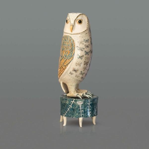 Georgina Warne, Owl