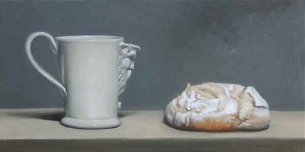 James Gillick, Bread and North Wind Jug