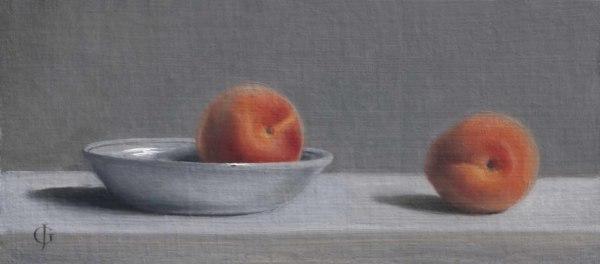 James Gillick, Apricots & Dish