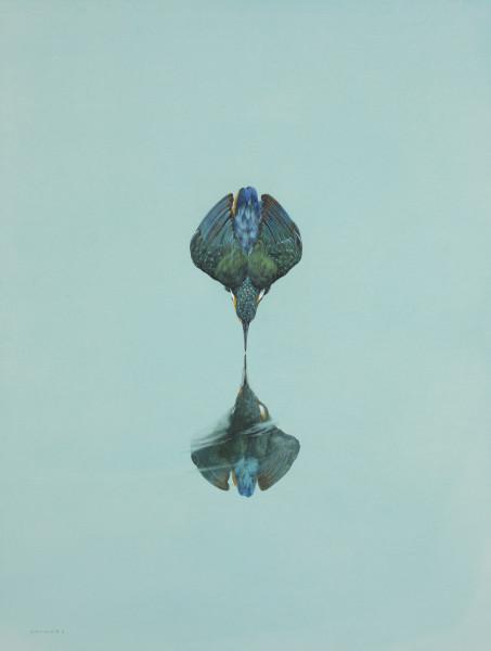 Tim Hayward, Reflection - Turquoise