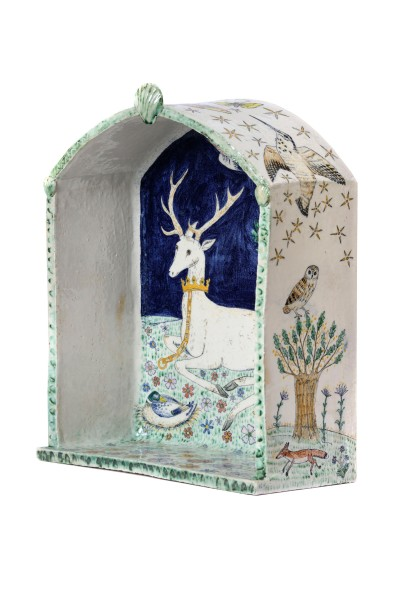 Georgina Warne, White Hart Shrine