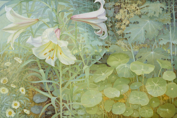 Jane Wormell, Summer Garden II
