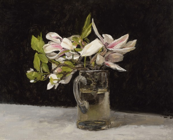 Ben Henriques, Magnolia in a Glass Jug