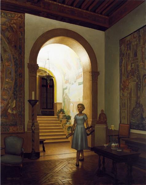 Harry Steen, Music Room, Dumbarton Oaks