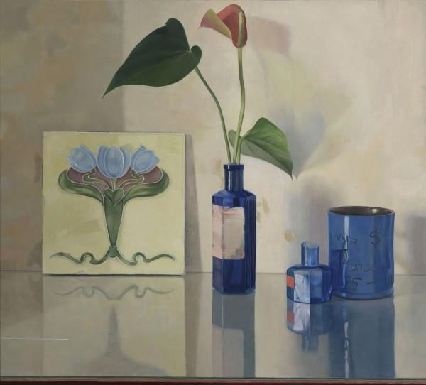 Susan Angharad Williams, Blue Reflections