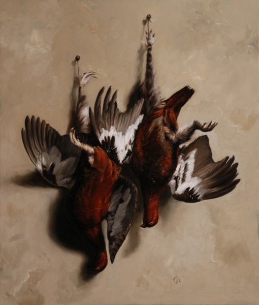 James Gillick, Brace of Red Grouse