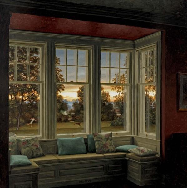 Harry Steen, Window Seat