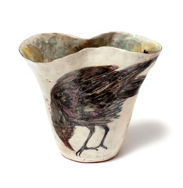 Jacqueline Leighton Boyce, An Exmoor Raven