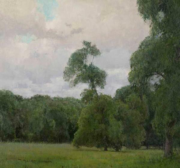 T. Allen Lawson, The Meadow - Spring