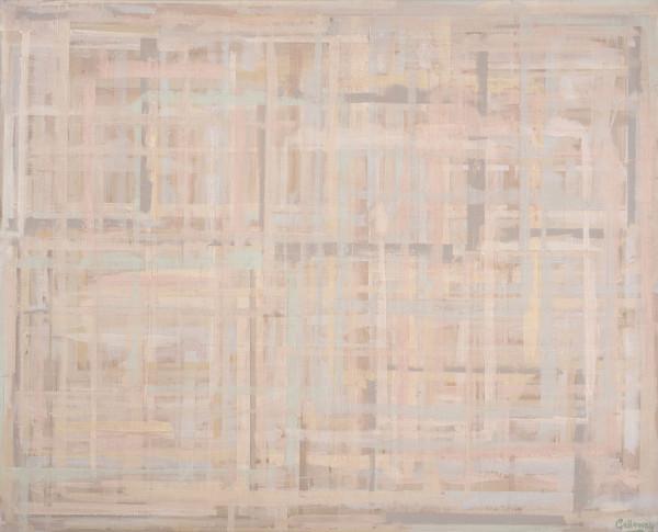 Jasper Galloway, White, Lights and Pinks
