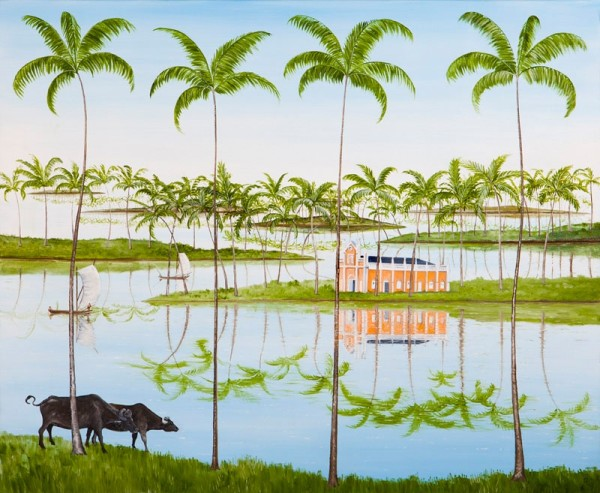 Rebecca Campbell, Balmy Backwaters