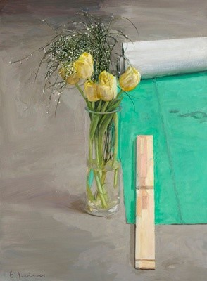 Ben Henriques, Five yellow tulips