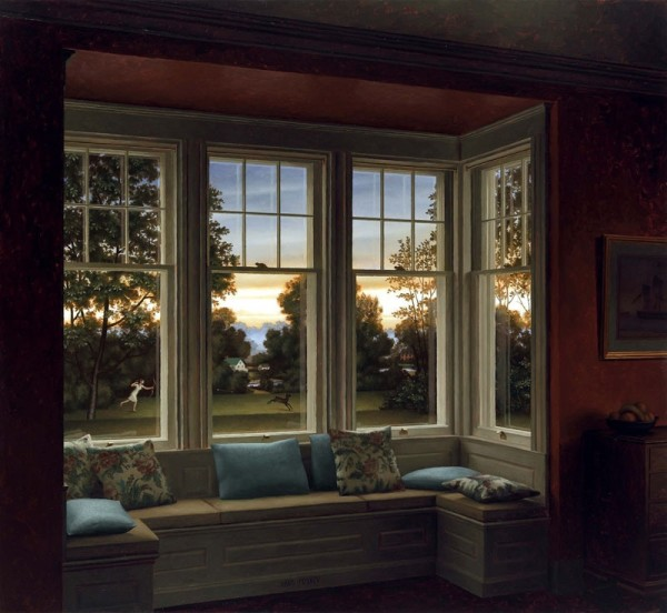 Harry Steen, Window Seat (Vers II)