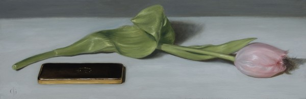 James Gillick, Gold & a Tulip