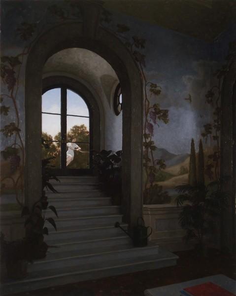 Harry Steen, Garden Room (Day)