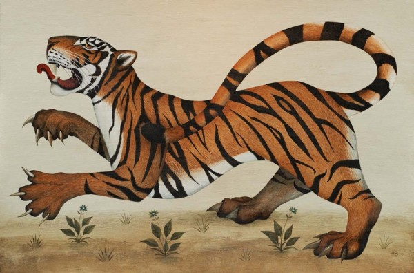 Harriet Bane, Bengal Tiger