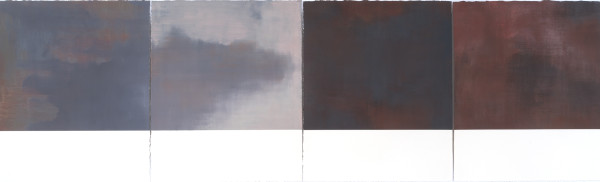 Tamar Zinn, Moonglow Quartet 1, 2017