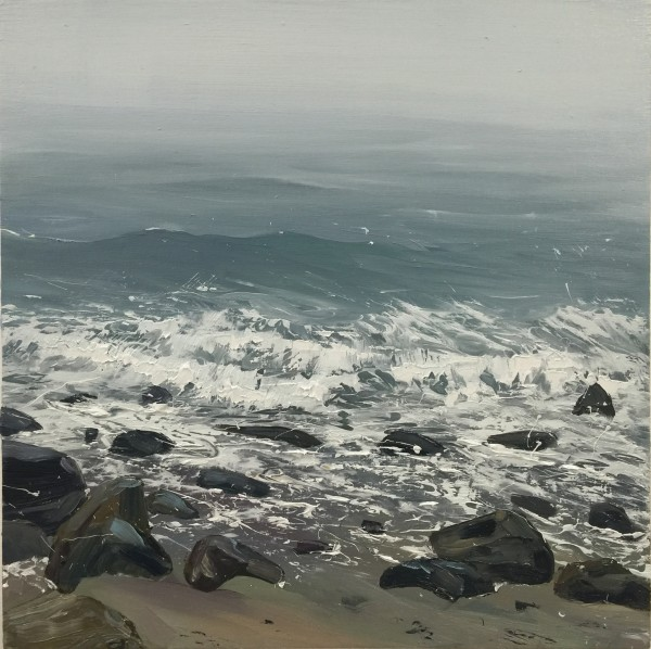 Annie Wildey, Rocks n Surf IV, 2016
