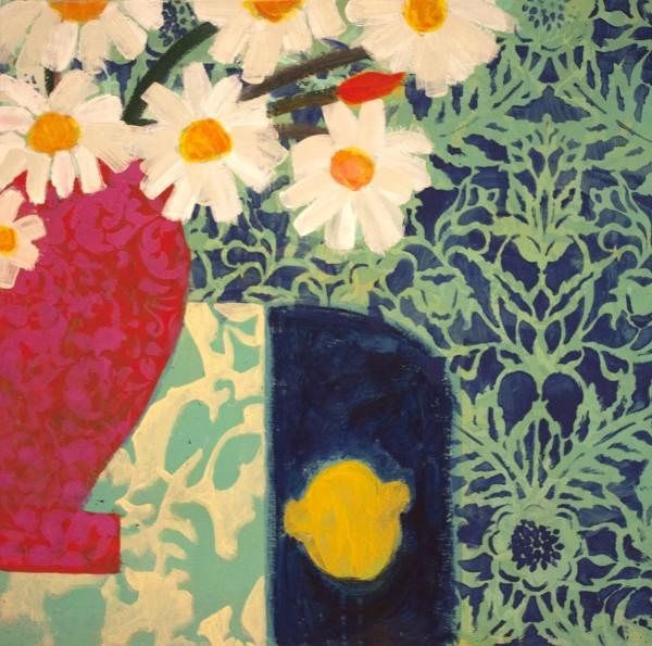 Denise Regan, Lemon and Daisies, 2014
