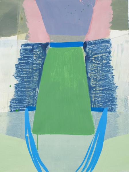 Ky Anderson, Pale Landscape #4, 2017