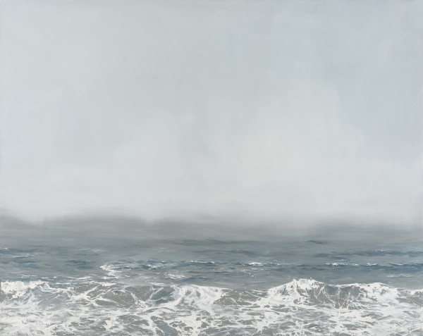 Annie Wildey, Fog and Wave, 2014