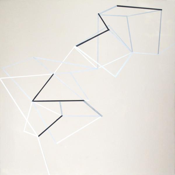 Gudrun Mertes-Frady, Constellation , 2014