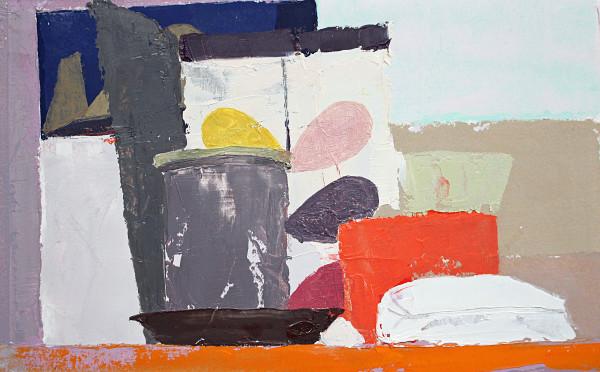 Sydney Licht, Still Life with Spool , 2016