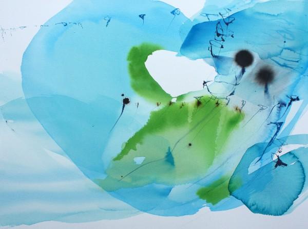 Ana Zanic, Flow (W-2016 8-1), 2016